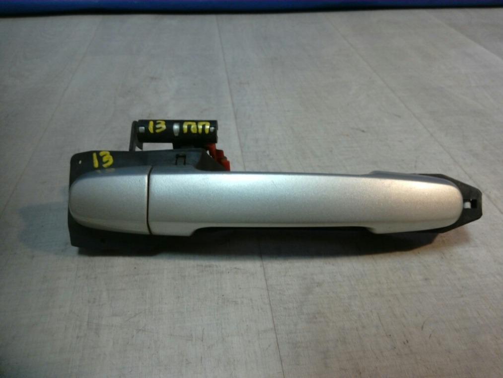 Ручка двери наружная Toyota Avensis ZZT251L 2003 передняя правая (б/у)