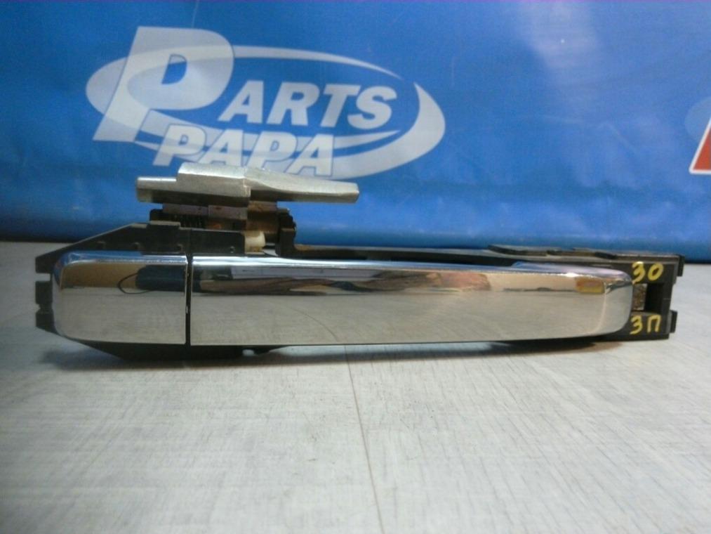 Ручка двери наружная Nissan Almera G15 2013 задняя правая (б/у)