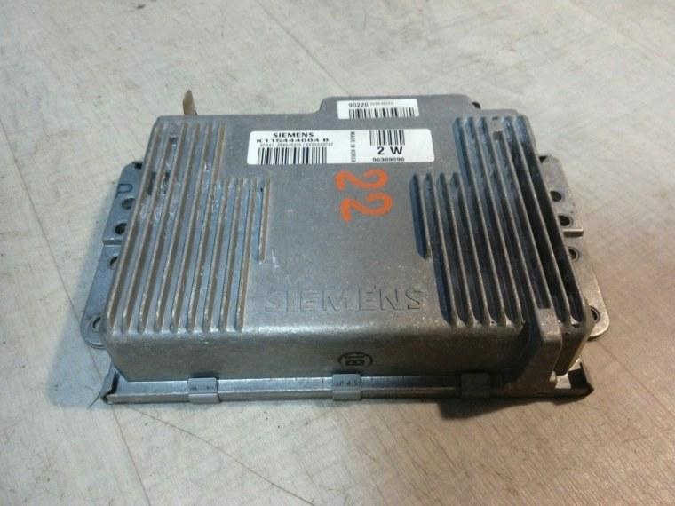 Блок управления двигателем Daewoo Matiz KLYA 1998 (б/у)