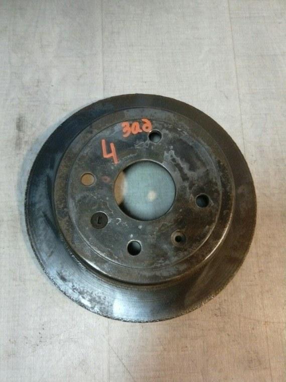 Диск тормозной Chevrolet Lacetti J200 2003 задний (б/у)