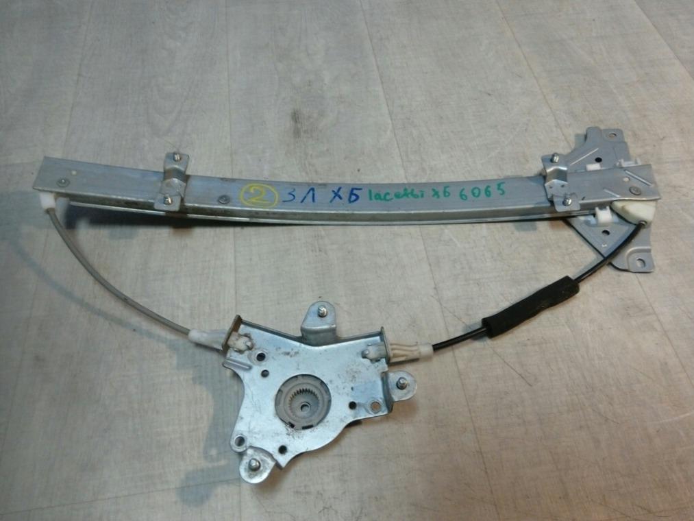 Стеклоподъемник Chevrolet Lacetti J200 2003 задний левый (б/у)
