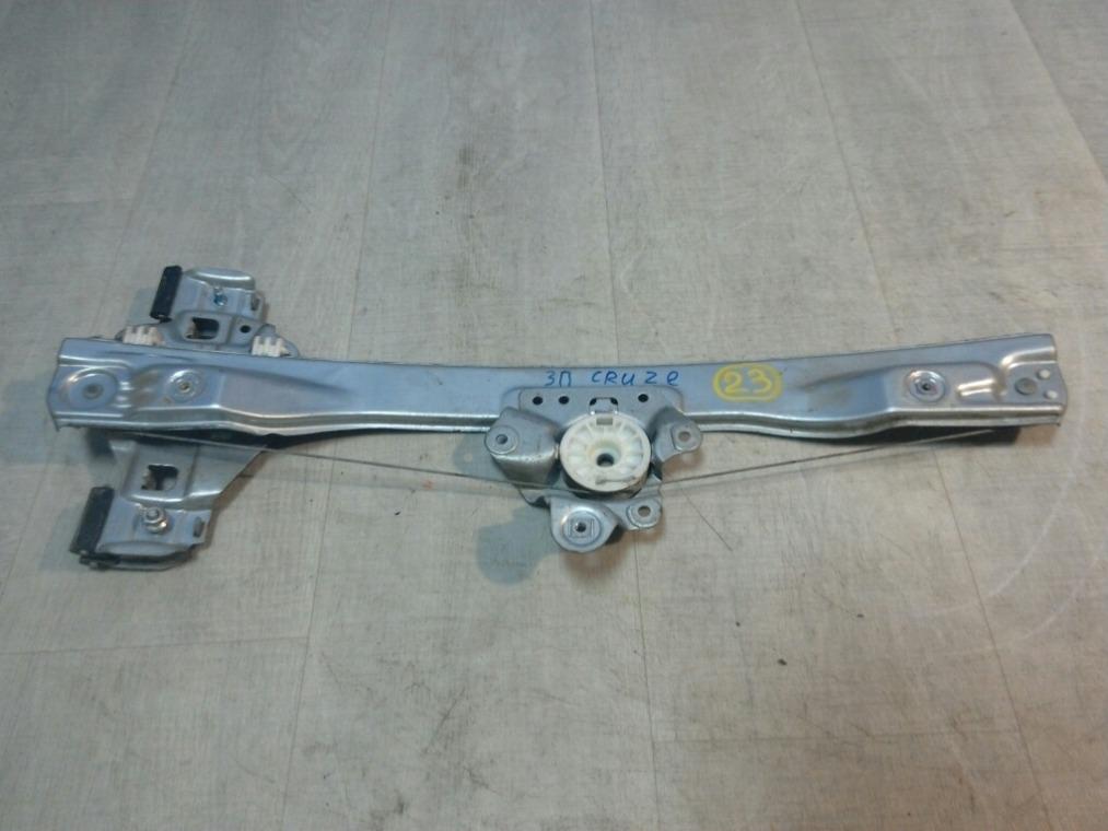 Стеклоподъемник Chevrolet Cruze J300 2009 задний правый (б/у)