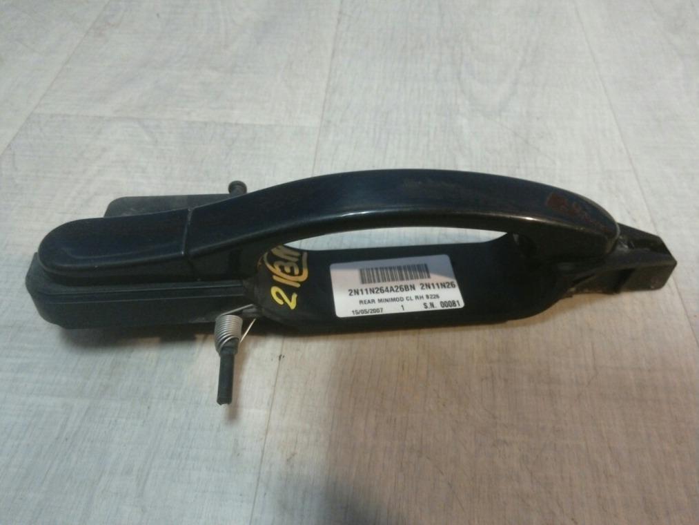 Ручка двери наружная Ford Fusion CBK 2002 правая (б/у)