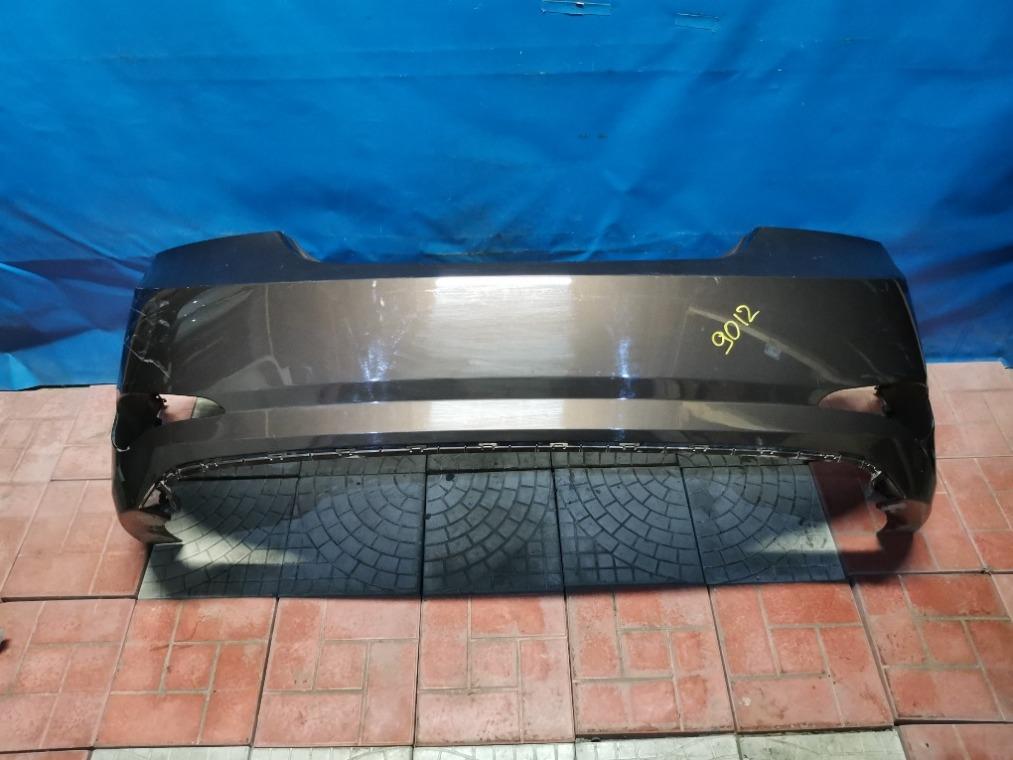 Бампер Hyundai Solaris RB 2010 задний (б/у)