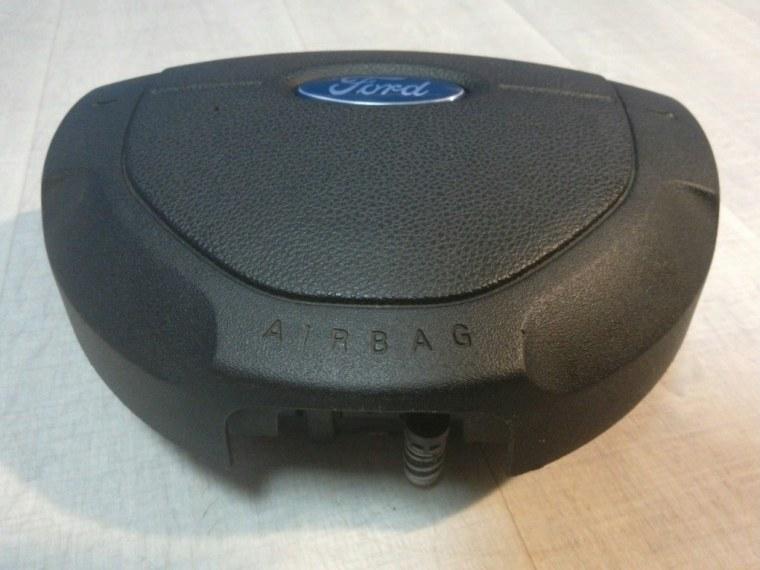 Подушка безопасности Ford Fiesta CBK 2001 передняя (б/у)