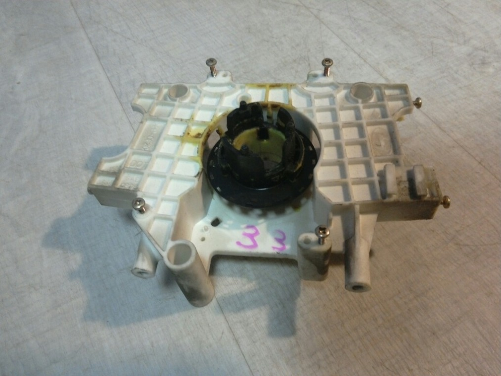 Кронштейн подрулевых переключателей Hyundai Sonata 4 EF 2001 (б/у)