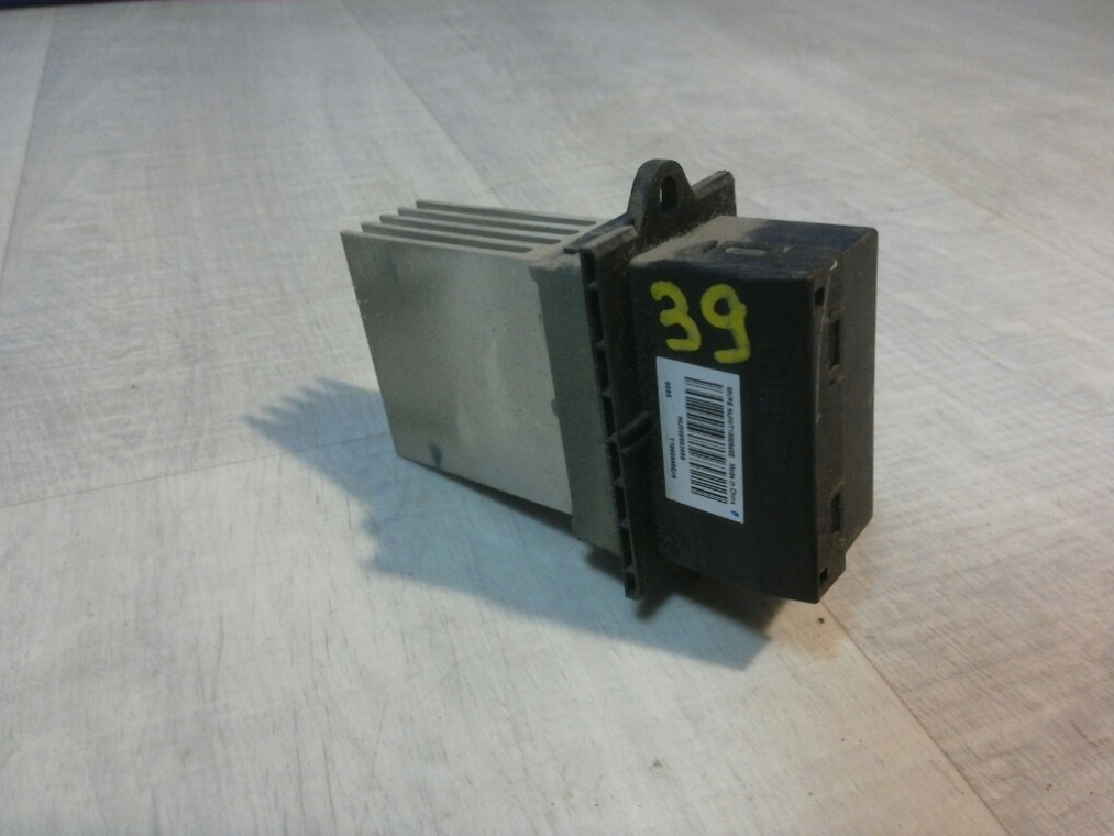 Резистор Nissan Tiida C11 2007 (б/у)