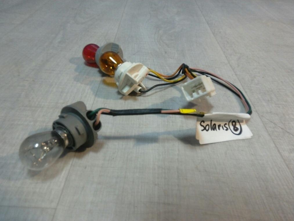 Проводка фонаря Hyundai Solaris RB 2010 задняя левая (б/у)