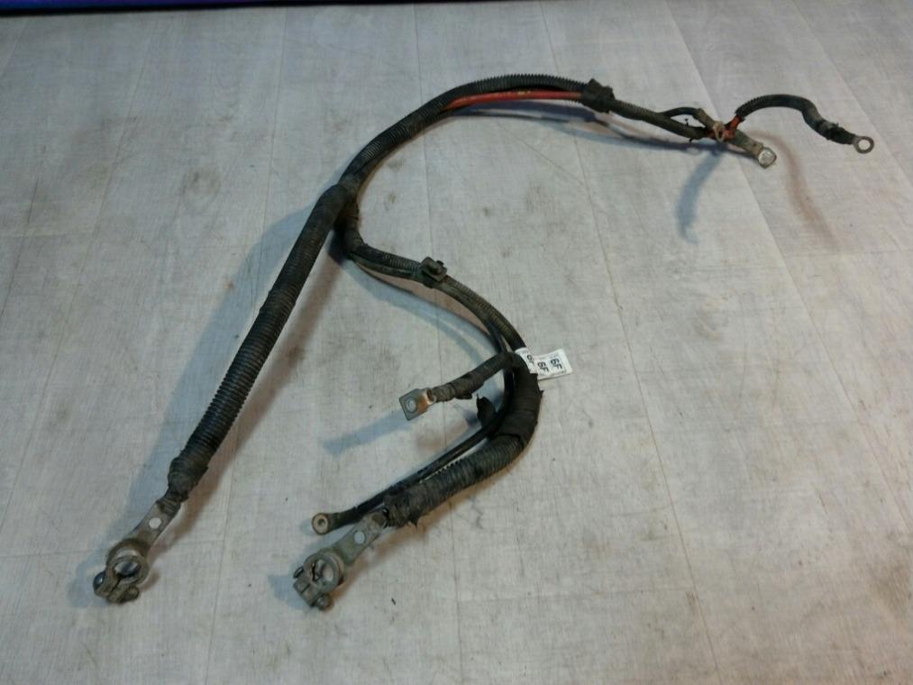 Проводка Chevrolet Aveo T250 2005 (б/у)