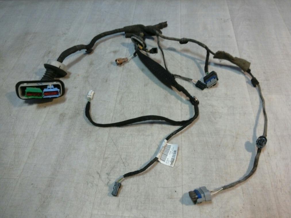 Проводка двери Peugeot 308 4A/C 2007 передняя правая (б/у)