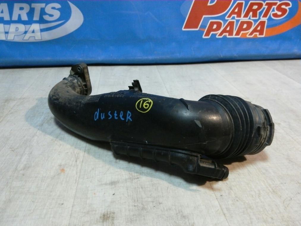 Патрубок интеркуллера Renault Duster HSA 2012 (б/у)