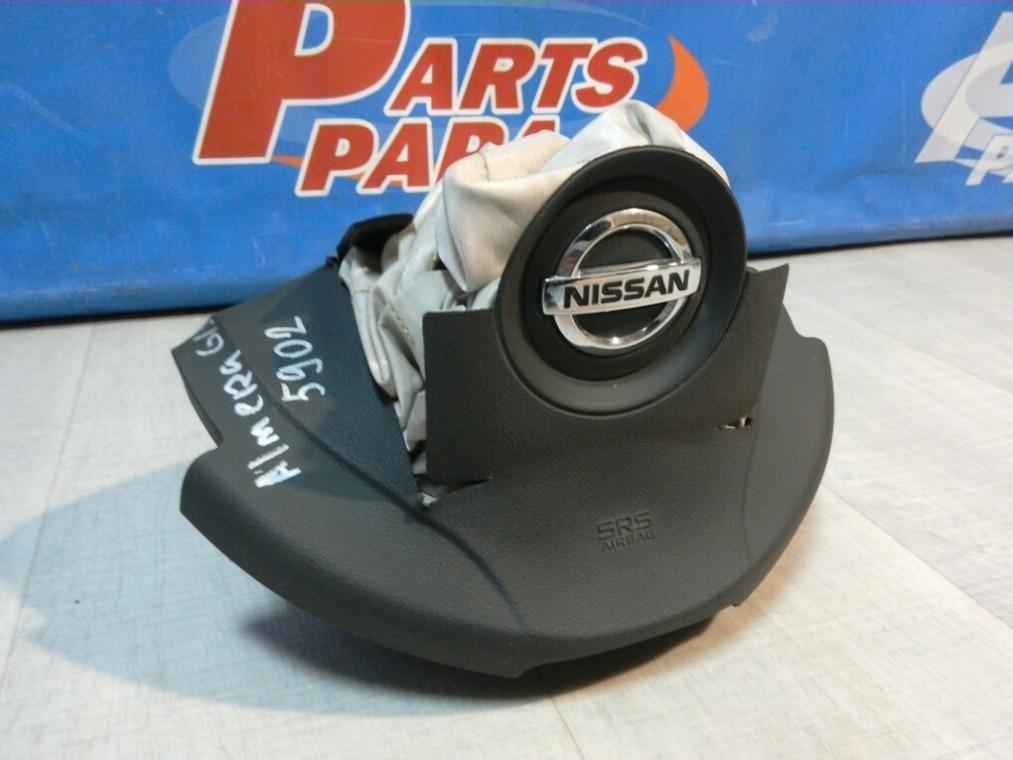 Подушка безопасности Nissan Almera G15 2013 (б/у)