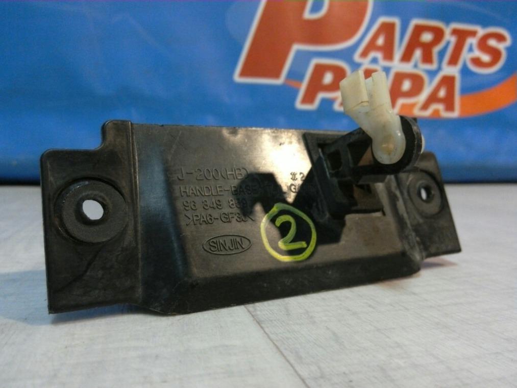 Ручка открывания багажника Chevrolet Lacetti J200 2003 (б/у)