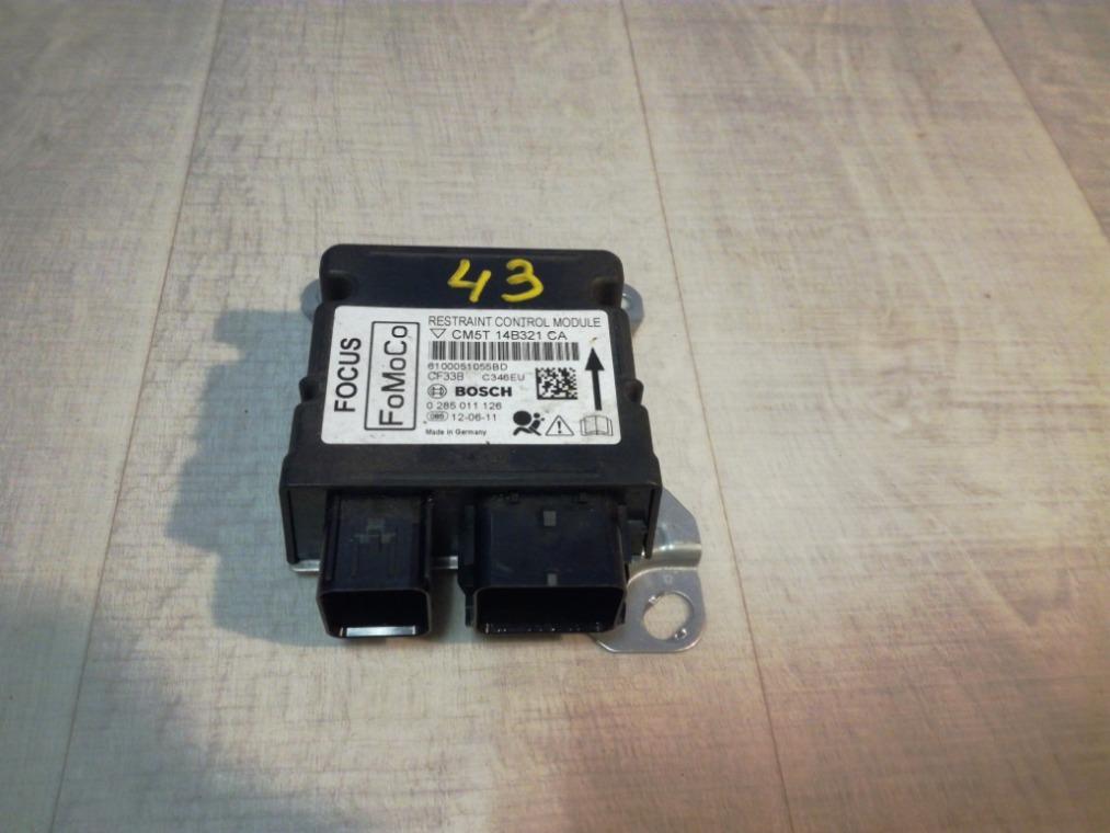 Блок управления air bag Ford Focus 3 CB8 2011 (б/у)