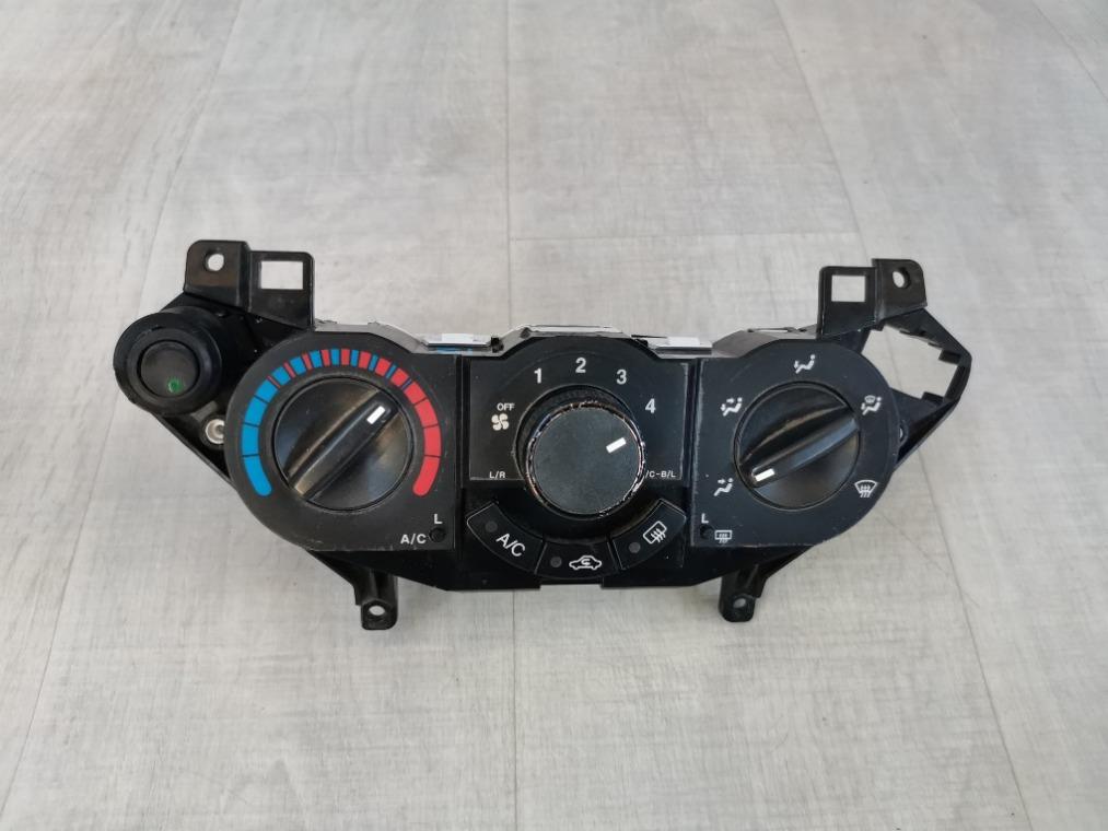 Блок управления отопителем Chevrolet Aveo T250 2005 (б/у)