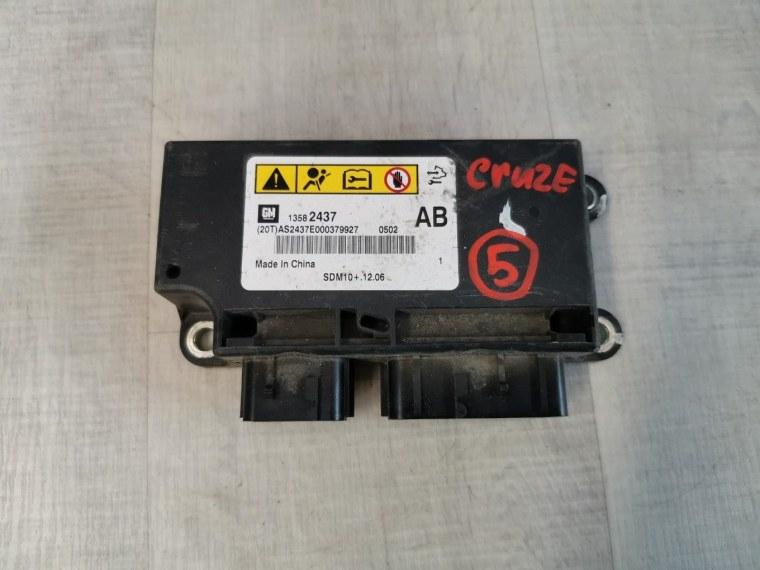 Блок управления air bag Chevrolet Cruze J305 2009 (б/у)
