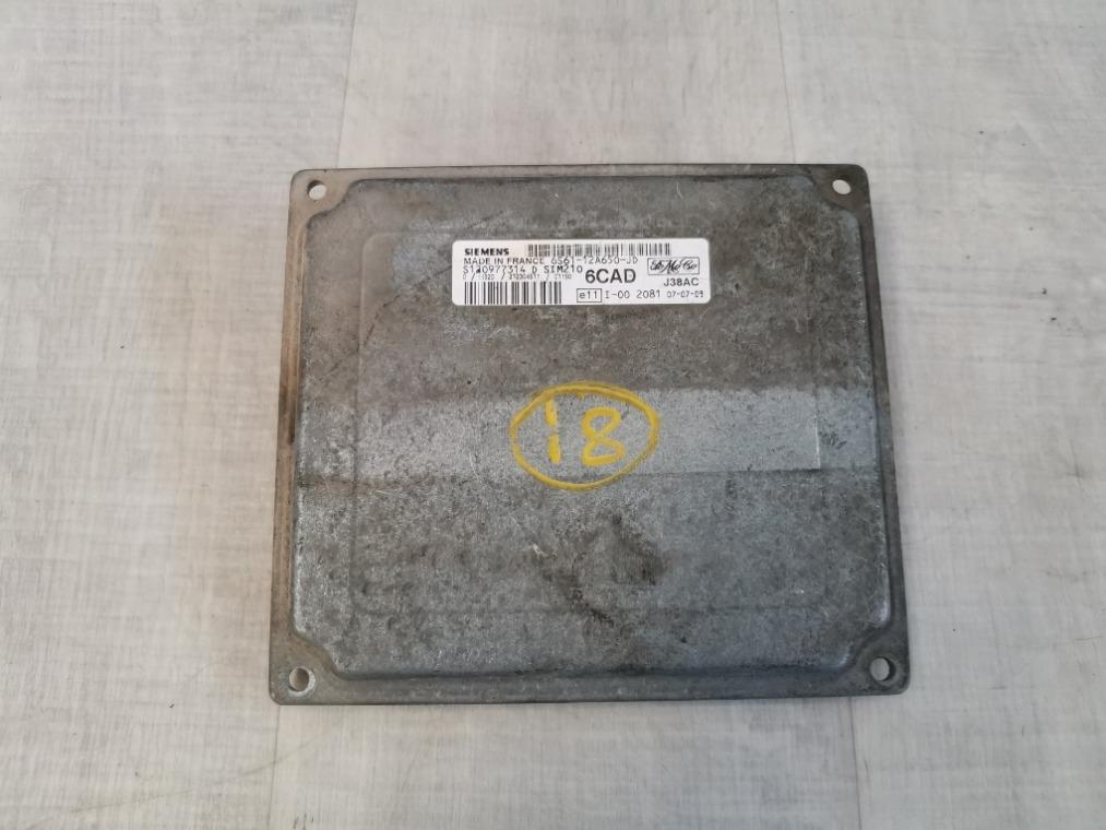 Блок управления двигателем Ford Fusion CBK 2002 (б/у)