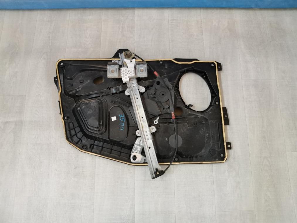 Стеклоподъемник Ford Fusion CBK 2002 передний правый (б/у)