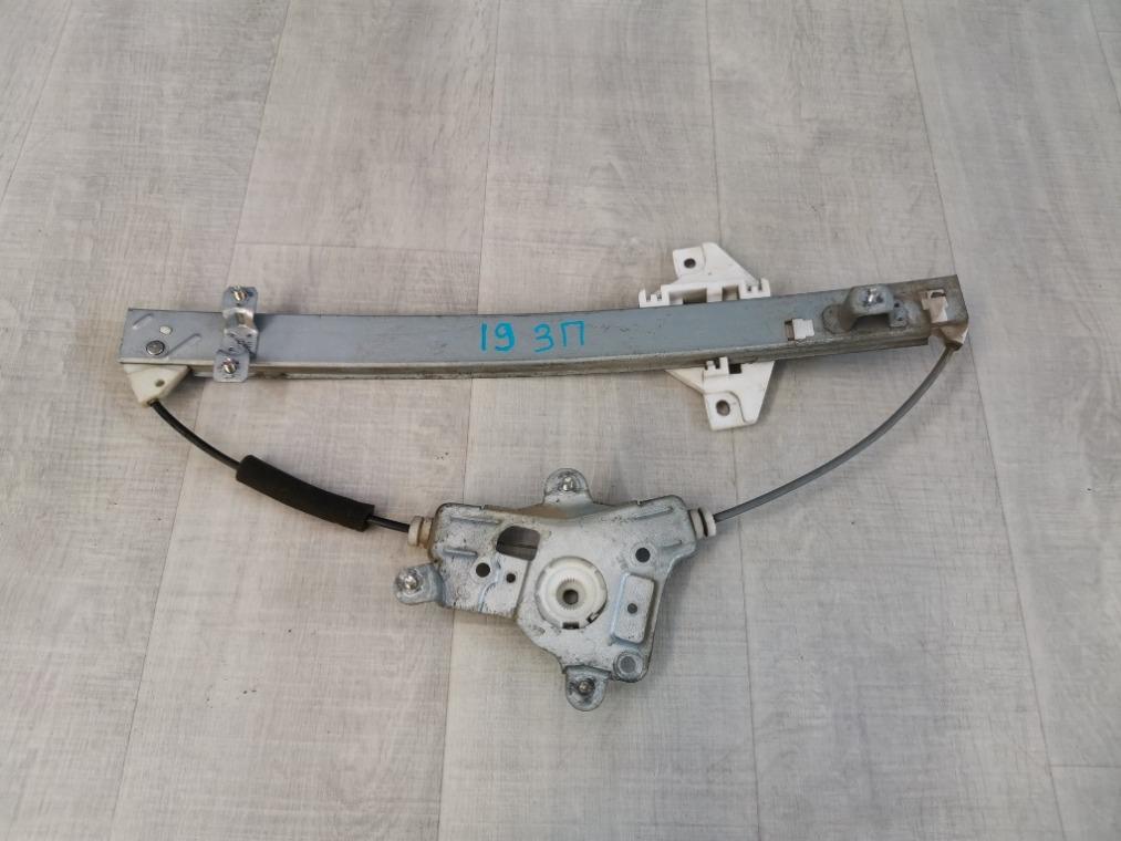 Стеклоподъемник Hyundai Accent LC 2000 задний правый (б/у)