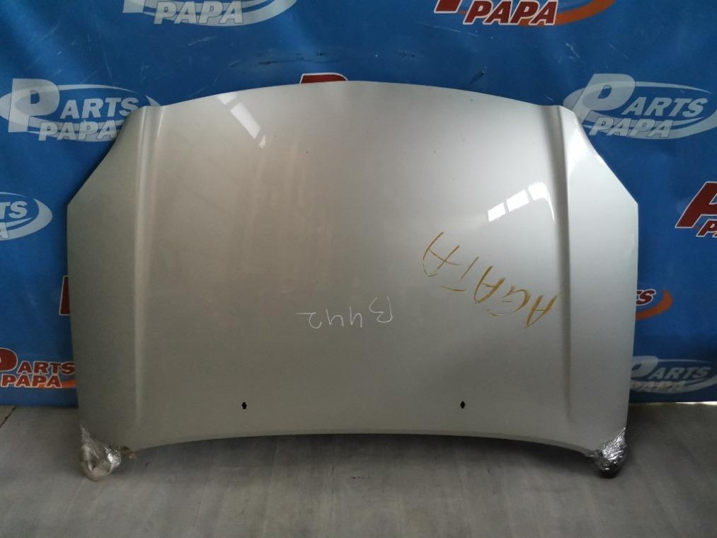Капот Toyota Avensis ZZT251L 2006 (б/у)