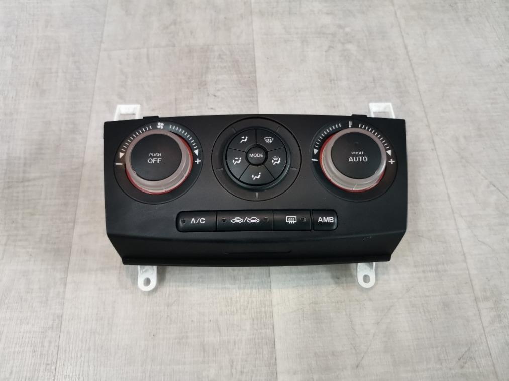 Блок управления отопителем Mazda 3 BK 2006 (б/у)
