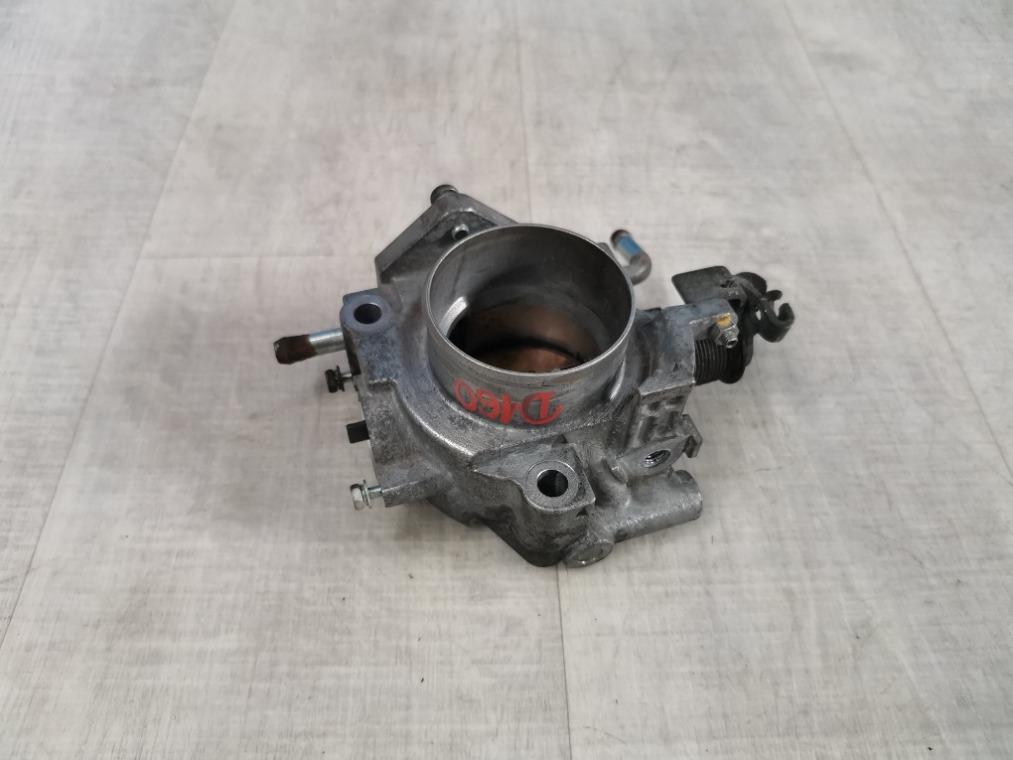 Заслонка дроссельная Mazda 3 BK 2006 (б/у)