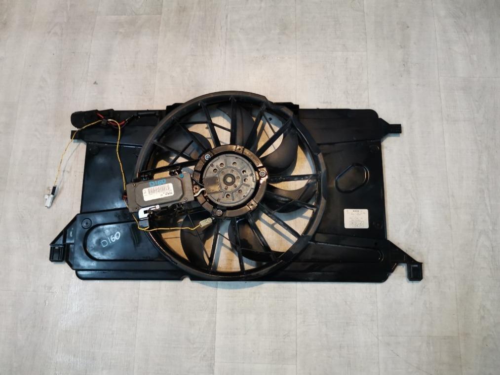 Вентилятор радиатора Mazda 3 BK 2006 (б/у)