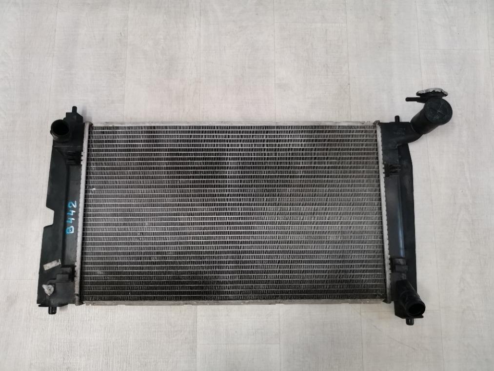Радиатор охлаждения Toyota Avensis ZZT251L 2006 (б/у)