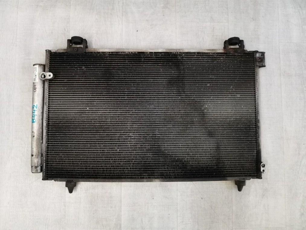 Радиатор кондиционера Toyota Avensis ZZT251L 2006 (б/у)