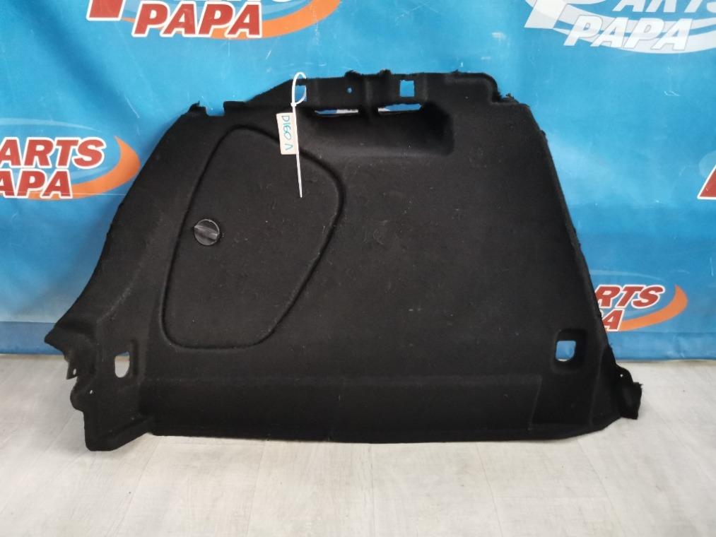 Обшивка багажника Mazda 3 BK 2006 левая (б/у)