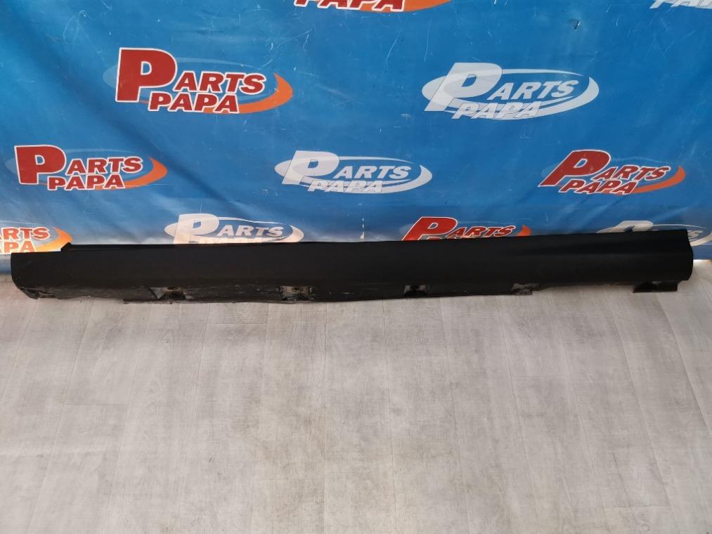 Накладка на порог Ford Focus 3 CB8 2011 левая (б/у)