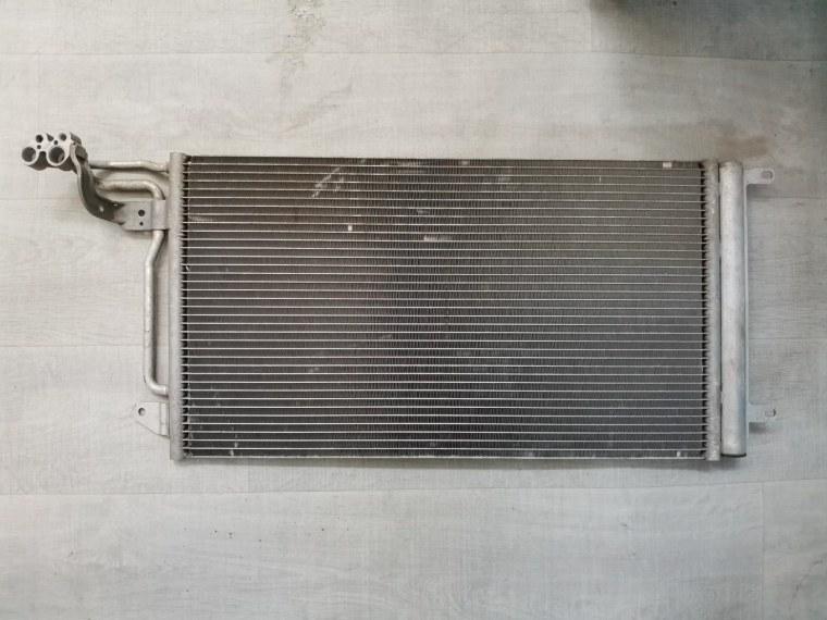 Радиатор кондиционера Volkswagen Polo 614 2010 (б/у)
