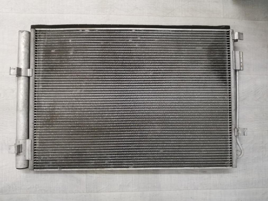 Радиатор кондиционера Hyundai Solaris RB 2010 (б/у)