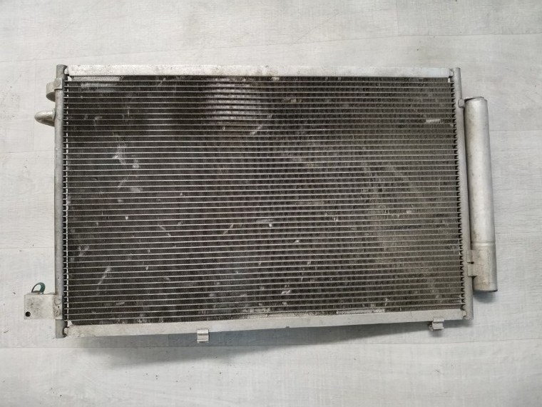 Радиатор кондиционера Ford Fiesta 2008 (б/у)