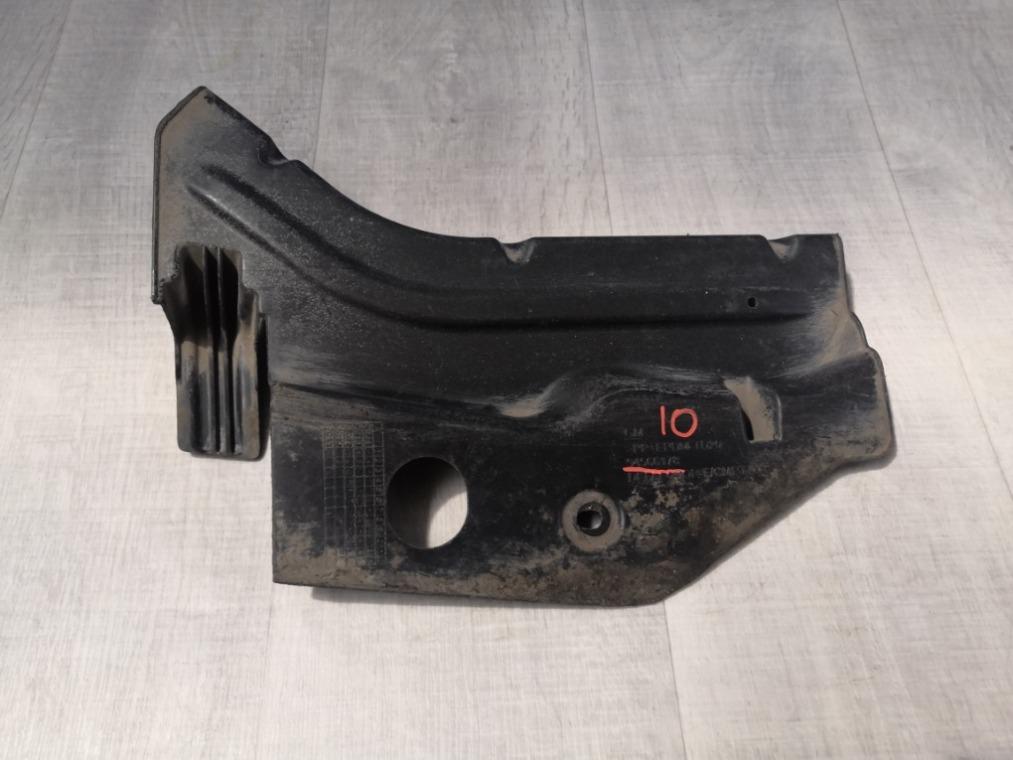 Пыльник двигателя Chevrolet Cruze J305 2009 нижний (б/у)