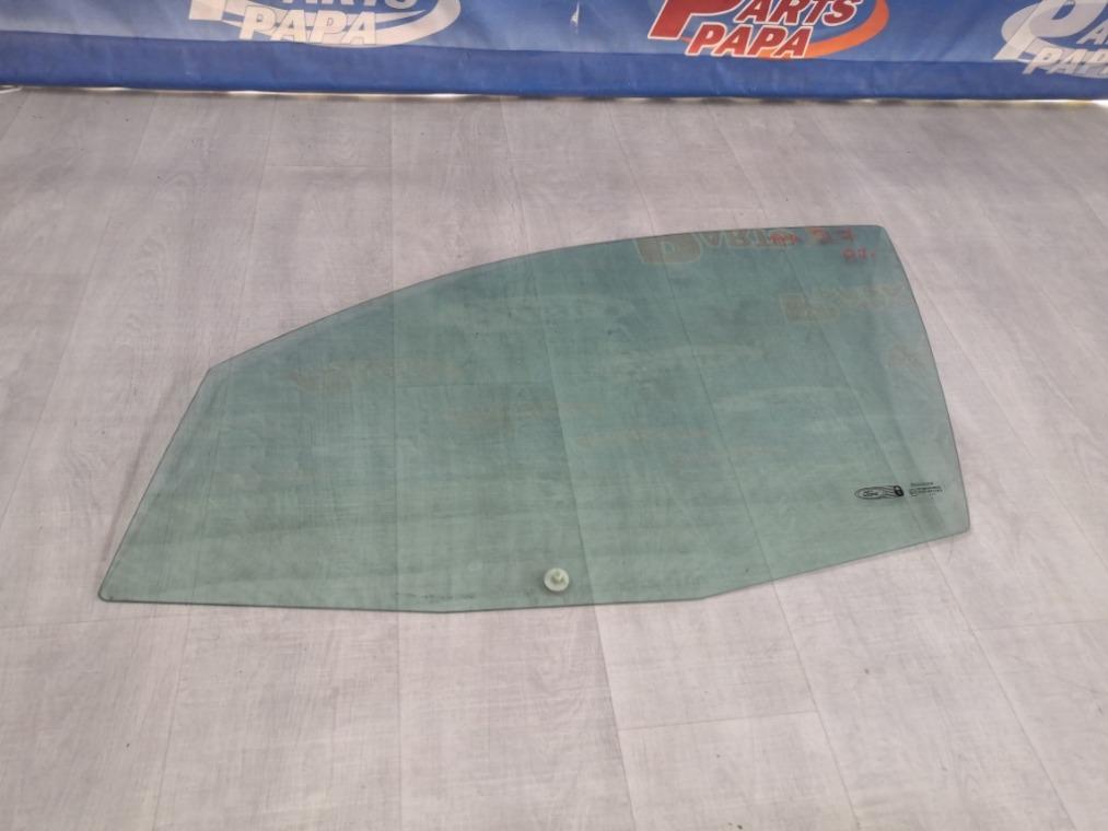 Стекло двери Ford Fusion CBK 2002 переднее левое (б/у)