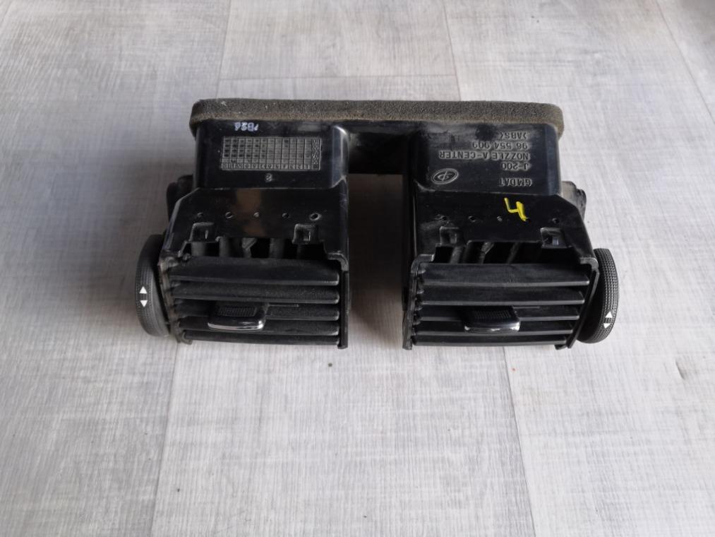 Дефлектор воздушный Chevrolet Lacetti J200 2003 (б/у)
