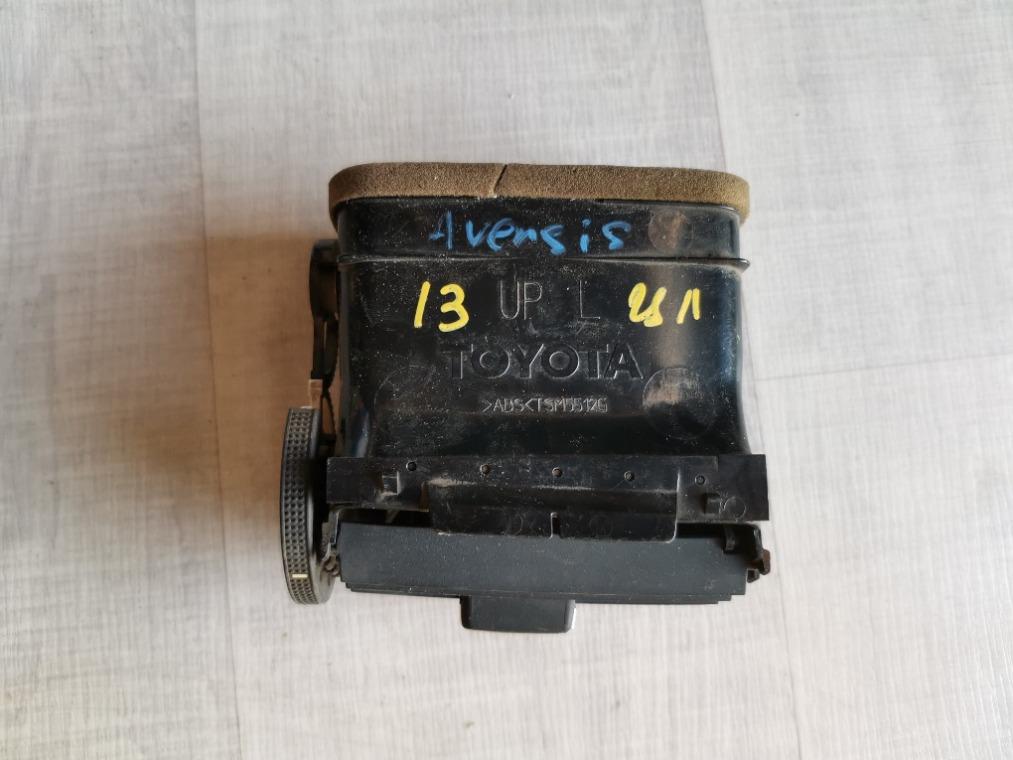 Дефлектор воздушный Toyota Avensis ZZT251L 2003 левый (б/у)
