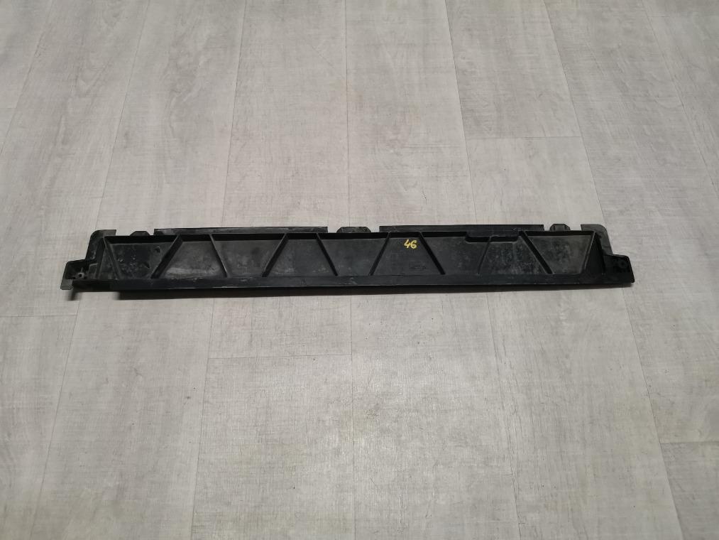 Накладка передней панели Skoda Fabia 5J2 2012 (б/у)