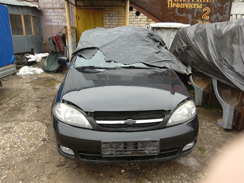 Автомобиль Chevrolet Lacetti J200 2003-2013 года в разбор