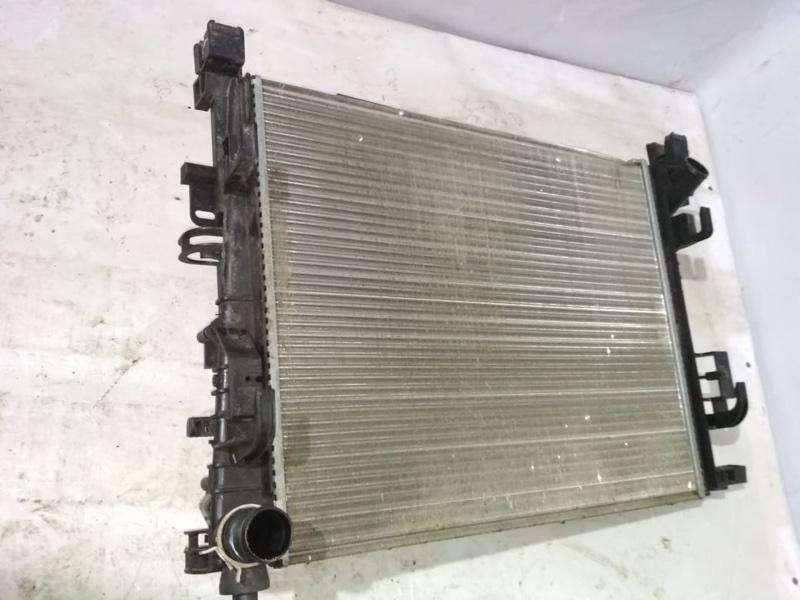 Радиатор охлаждения Renault Logan 2 L8 K7M 2015 (б/у)