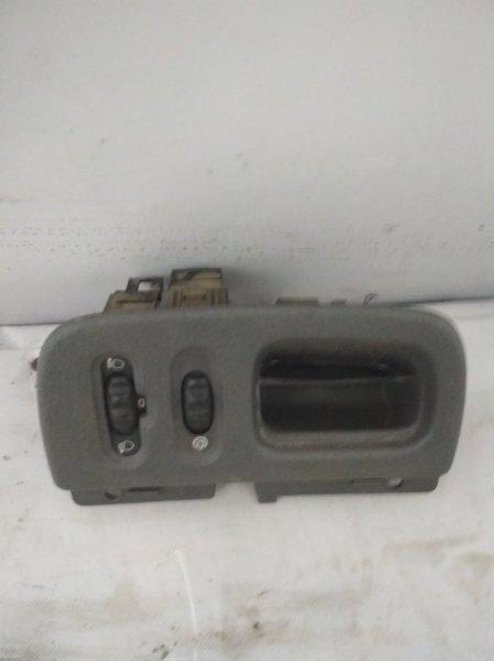 Блок корректора фар в торпеде Renault Megane 1 LA K4M 1999 передний (б/у)