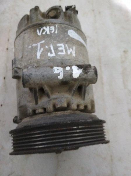 Компрессор кондиционера Renault Megane 1 LA K4M 1999 (б/у)