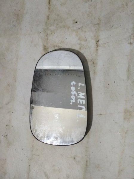 Зеркальный элемент с подогревом Renault Megane 1 LA K4M 1999 передний левый (б/у)