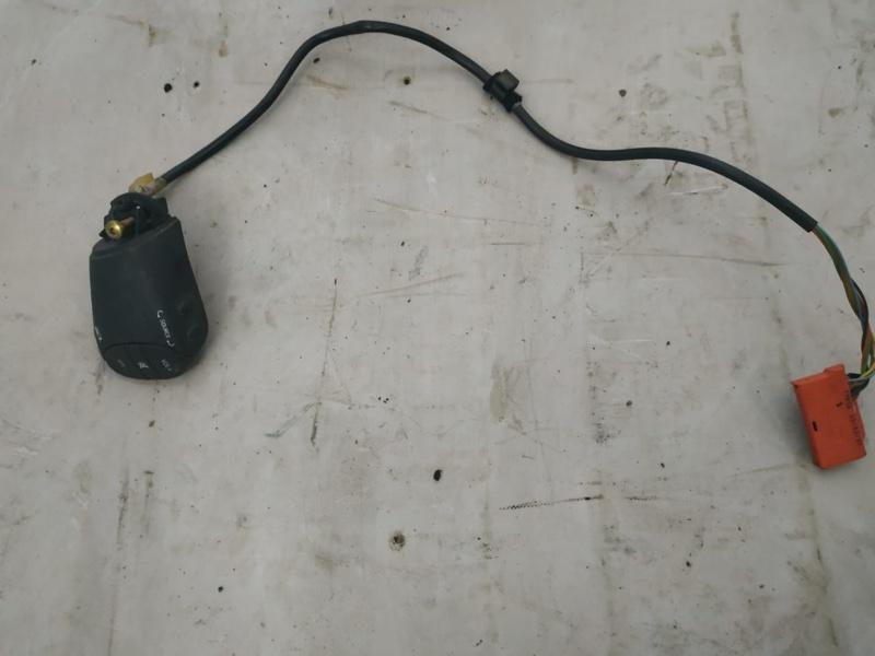 Блок управления магнитолой на руле Renault Megane 1 LA K4M 1999 (б/у)