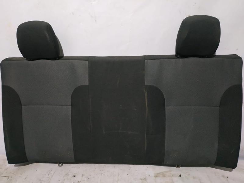 Спинка заднего дивана Renault Logan 2 L8 K7M 2016 задняя верхняя (б/у)