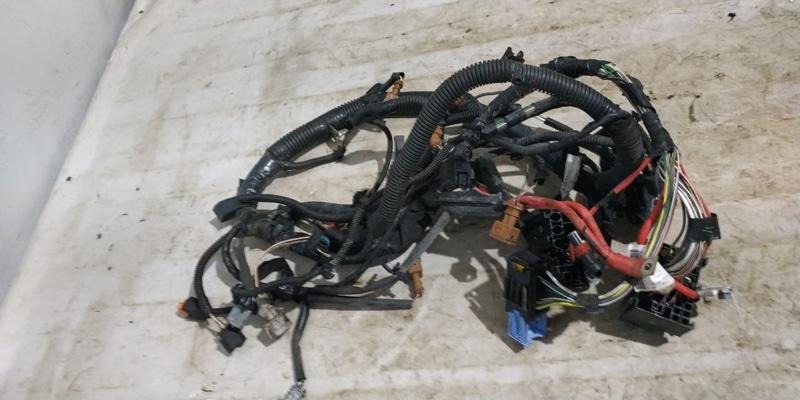 Проводка подкапотная Renault Logan 2 L8 K7M812 2015 (б/у)