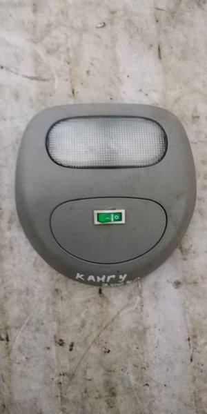 Плафон салона Renault Kangoo 1 KC K7J 2005 (б/у)