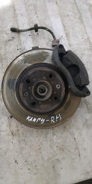 Тормозной диск Renault Kangoo 1 KC K7J 2005 передний правый (б/у)