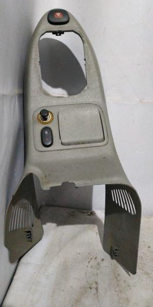 Консоль мкпп Renault Symbol 1 LB K7J 2004 (б/у)